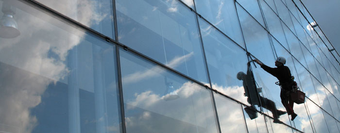 Commercial Window Cleaning in London